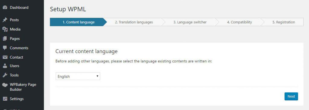 WPML and Polylang for Multilingual Content – Support